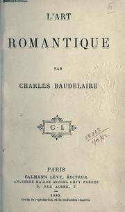 Oeuvres complètes by Charles Baudelaire