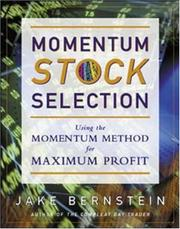 Cover of: Momentum Stock Selection
