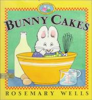 Cover of: Bunny cakes