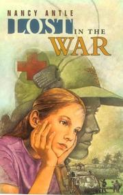 Cover of: Lost in the War