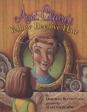Cover of: Aunt Claire's yellow beehive hair