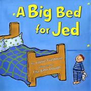 Cover of: A big bed for Jed
