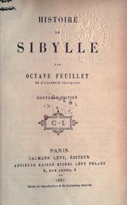 Cover of: Histoire de Sibylle