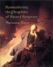 Cover of: Remembering the Prophets of Sacred Scripture