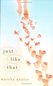 Cover of: Just like that