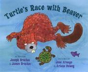 Cover of: Turtle's Race with Beaver: a traditional Seneca story
