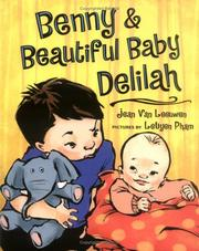 Cover of: Benny and beautiful baby Delilah | Jean Van Leeuwen
