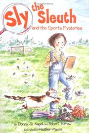 Cover of: Sly the sleuth and the sports mysteries