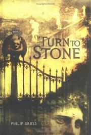 Cover of: Turn to stone | Philip Gross