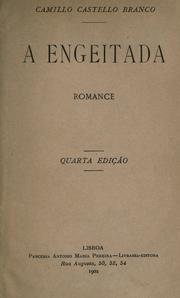 Cover of: A engeitada: romance