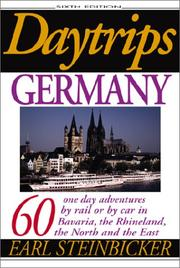 Daytrips Germany, 6th Edition