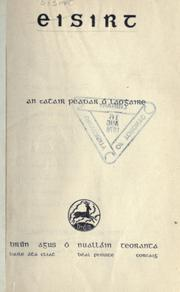 Cover of: Eisirt
