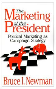 The Marketing of the President by Bruce I. Newman
