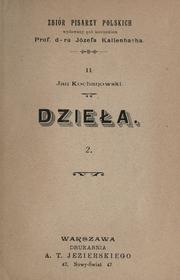 Cover of: Dziea