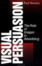 Cover of: Visual persuasion | Paul Messaris