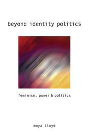 Cover of: Beyond Identity Politics