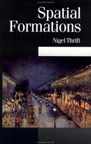 Cover of: Spatial formations