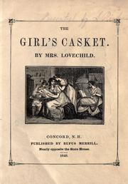 Cover of: The girl's casket