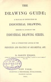 Cover of: Drawing guide
