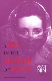 Cover of: Spy In House Of Love