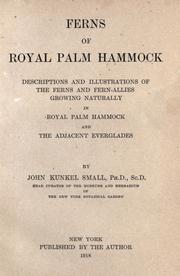 Cover of: Ferns of Royal Palm Hammock