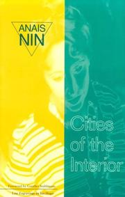 Cover of: Cities of the interior