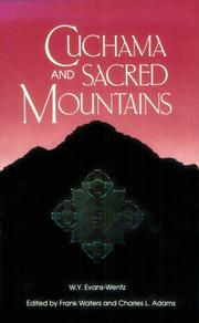 Cover of: Cuchama & Sacred Mountains