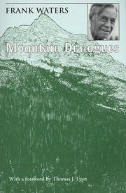 Cover of: Mountain dialogues