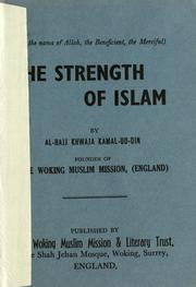 Cover of: The strength of Islam