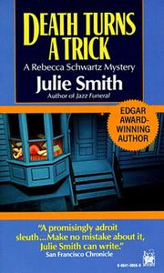 Cover of: Death Turns a Trick (Rebecca Schwartz Mysteries)