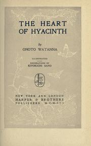 Cover of: The heart of Hyacinth