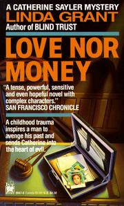 Cover of: Love Nor Money (Catherine Sayler Mystery)