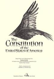 Cover of: Constitution
