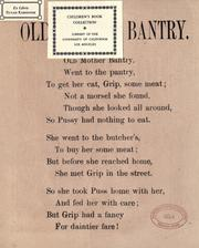 Cover of: Old Mother Bantry by