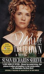 Cover of: A Will Of Their Own