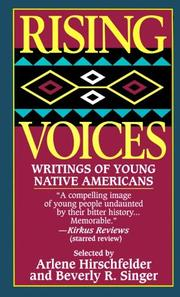 Cover of: Rising Voices | Arlene Hirschfelder