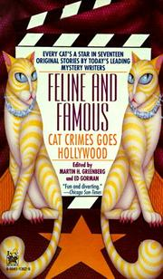Cover of: Feline and Famous: Cat Crimes Goes Hollywood