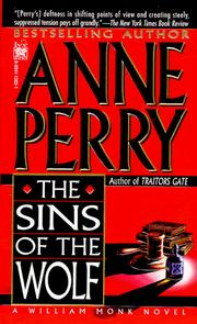 Cover of: The sins of the wolf