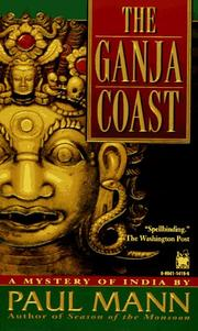 Cover of: Ganja Coast (George Sansi Mystery)