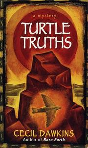 Cover of: Turtle Truths | Cecil Dawkins