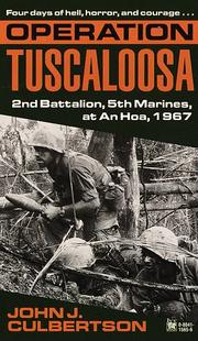 Cover of: Operation Tuscaloosa