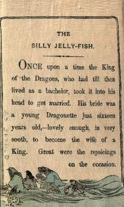 Cover of: The Silly jelly-fish / told in English by B. H. Chamberlain. by