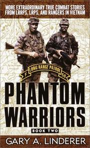 Cover of: Phantom Warriors