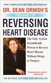Cover of: Dr. Dean Ornish's Program for Reversing Heart Disease