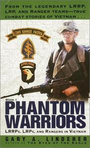 Cover of: Phantom Warriors: Book I