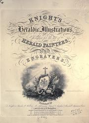 Heraldic illustrations designed for the use of herald painters and engravers.