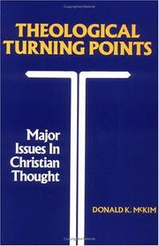 Cover of: Theological Turning Points