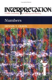 Cover of: Numbers | Dennis T. Olson