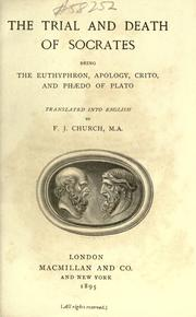 an analysis of platos the trial and death of socrates Plato's presentation of the trial and death of socrates inspired the writers routledge philosophy guidebook to plato and the trial of socrates socrates dissatisfied: an analysis of plato's crito.