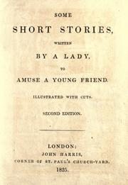 Cover of: Some short stories